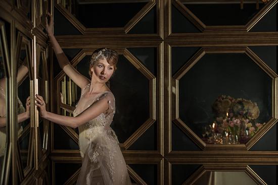 glamourous wedding inspiration13