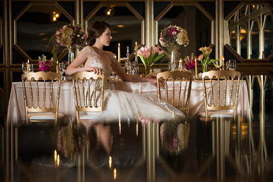 glamourous wedding inspiration15