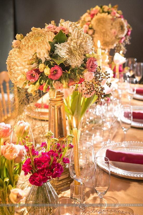glamourous wedding inspiration23