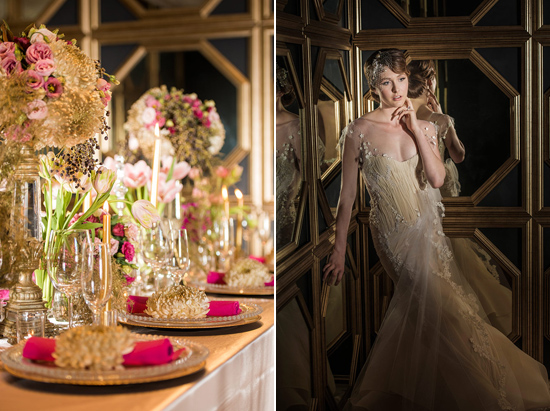 glamourous wedding inspiration29