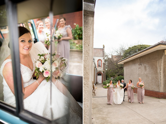 gorgeous vintage convent wedding Lisa & Macca's Vintage Inspired Convent Wedding