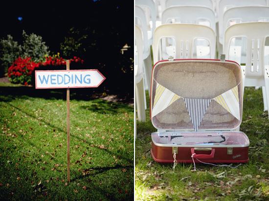 melbourne garden wedding01 Kate and Trents Melbourne Garden Wedding