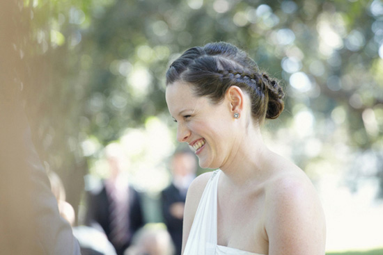 melbourne garden wedding13 Kate and Trents Melbourne Garden Wedding