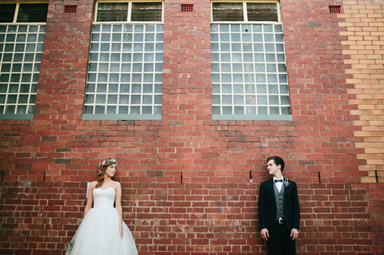 modern eclectic wedding33 Mary and Daves Modern Eclectic Wedding