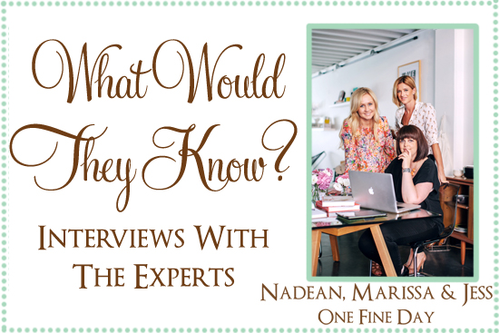 one fine day sydney wedding fair What Would They Know? Nadean, Marissa and Jess of One Fine Day