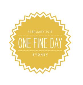 onefinedaylogo Friday Roundup