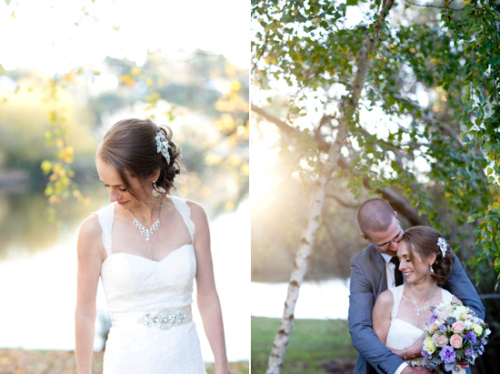 romantic lakehouse wedding19
