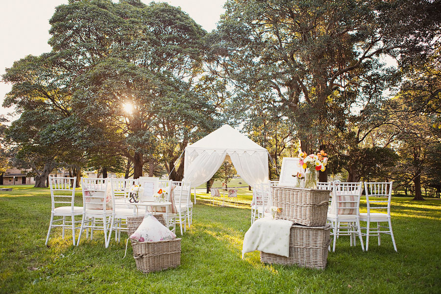 Melbourne Wedding Venues With Gardens