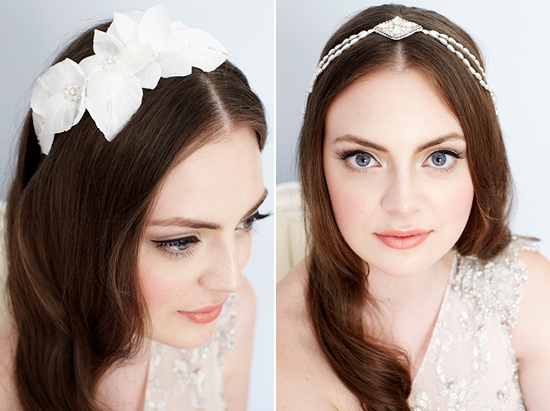 sydney wedding veils071 Kristi Bonnici Bridal Accessories 2013 Bowerbird Collection