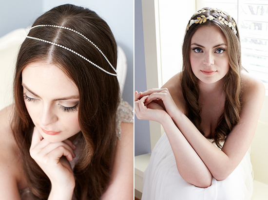 sydney wedding veils081 Kristi Bonnici Bridal Accessories 2013 Bowerbird Collection
