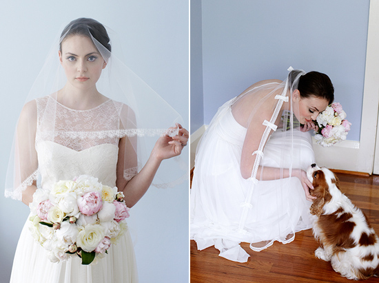 sydney wedding veils141 Kristi Bonnici Bridal Accessories 2013 Bowerbird Collection