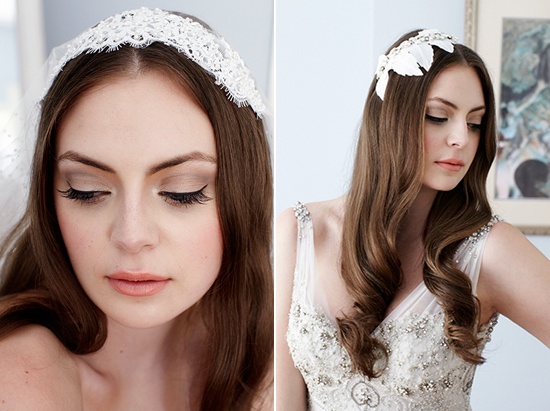 sydney wedding veils151 Kristi Bonnici Bridal Accessories 2013 Bowerbird Collection