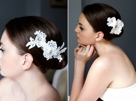 sydney wedding veils181 Kristi Bonnici Bridal Accessories 2013 Bowerbird Collection