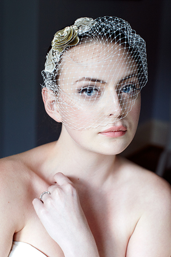 sydney wedding veils191 Kristi Bonnici Bridal Accessories 2013 Bowerbird Collection