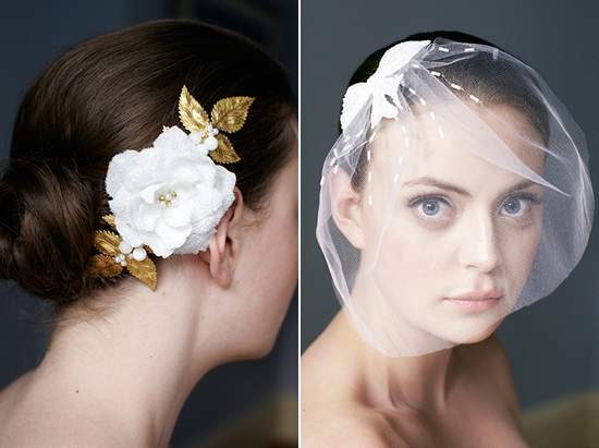 sydney wedding veils201 Kristi Bonnici Bridal Accessories 2013 Bowerbird Collection