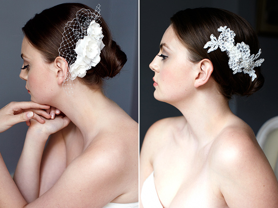 sydney wedding veils211 Kristi Bonnici Bridal Accessories 2013 Bowerbird Collection