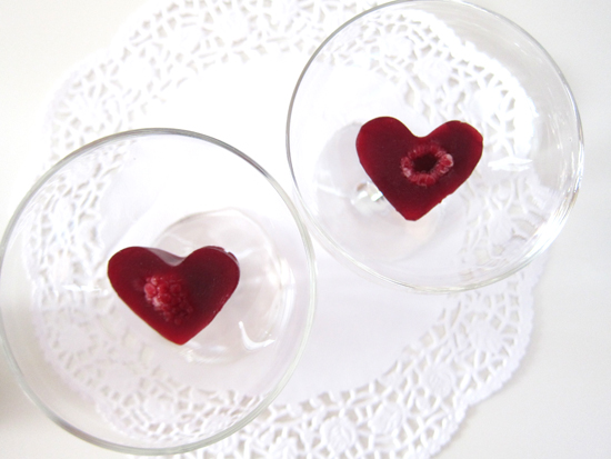 valentines day cocktail inspiration
