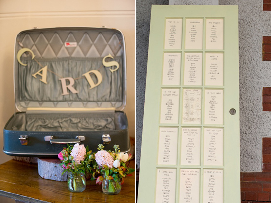 wedding prop ideas Lisa & Macca's Vintage Inspired Convent Wedding