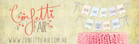 Confetti Fair Email Signature