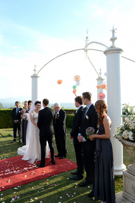 DSC 5791 550x826 Natalie & Jonathons Vintage Twist Dayboro Wedding