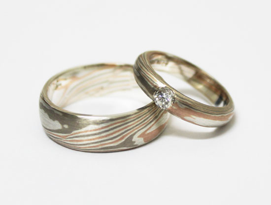 Mokume Wedders RS What Would They Know? Rohan Milne from Rohan Jewellery
