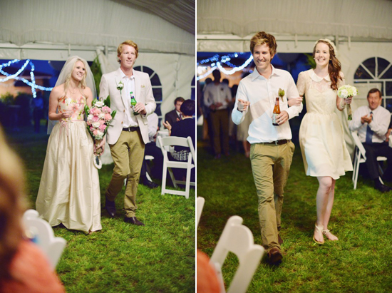 Queensland Backyard Rustic Marquee Wedding Amy & Toms Rustic Country Wedding