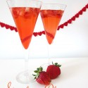 Strawberry champagne cocktail recipe 125x125 Friday Roundup