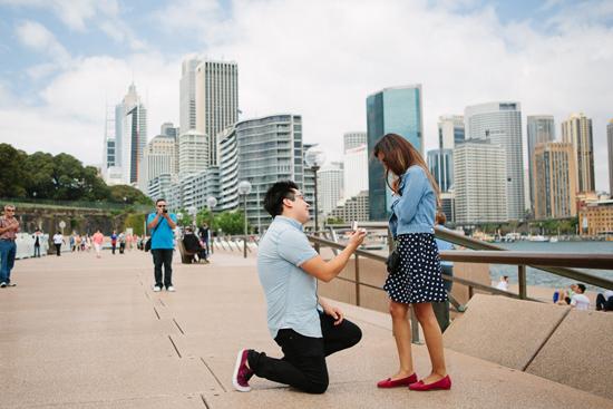 Sydney Marriage Proposal40 Francia and Alexs Beautiful Sydney Proposal