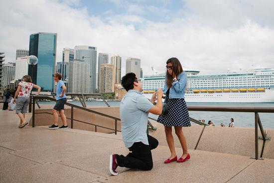 Sydney Marriage Proposal41