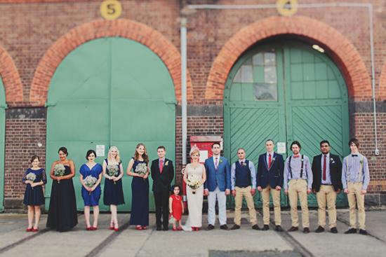 australian circus wedding40
