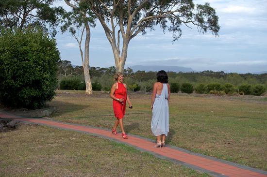 australian wedding festival04 Lisa & Lizis Colourful Wedding Festival