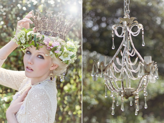 bohemian floral inspiration04 Bohemian Floral Fantasy Inspiration