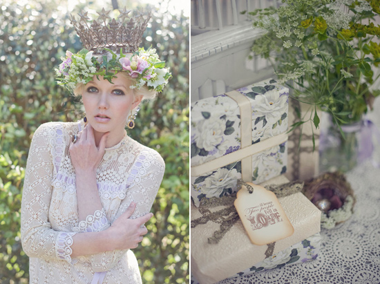 bohemian floral inspiration08 Bohemian Floral Fantasy Inspiration