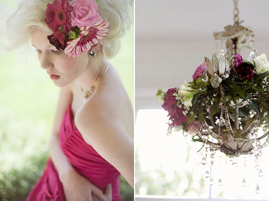 bohemian floral inspiration19 Bohemian Floral Fantasy Inspiration