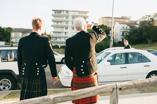 coogee wedding08 Rachael and Lukes Coogee Scottish Wedding