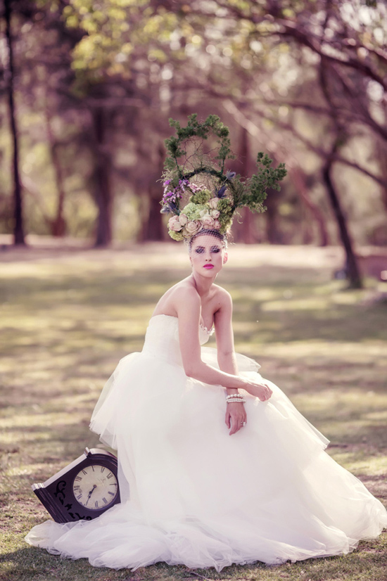 couture wedding inspiration01 Lost In Time Wedding Inspiration