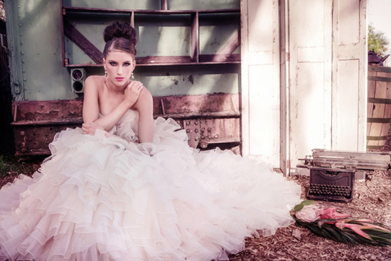 couture wedding inspiration04 Lost In Time Wedding Inspiration