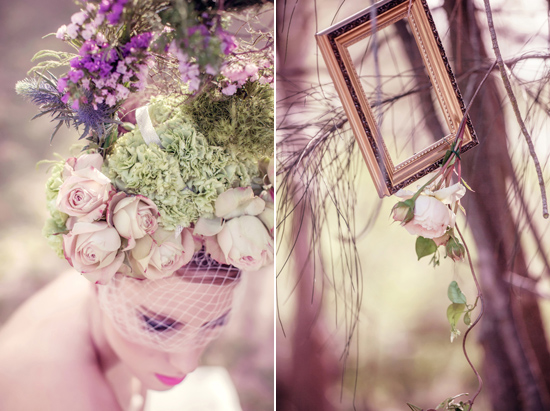 couture wedding inspiration08 Lost In Time Wedding Inspiration