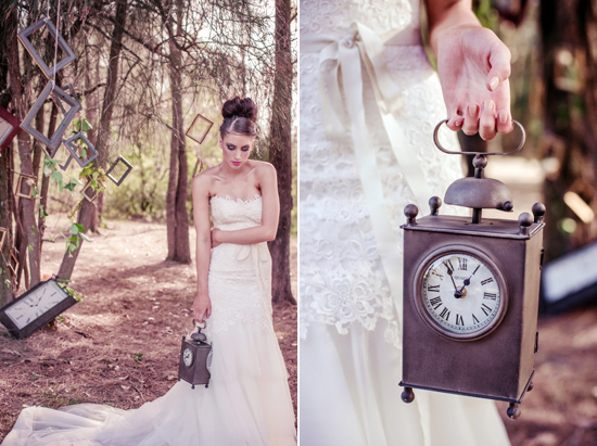 couture wedding inspiration11 Lost In Time Wedding Inspiration