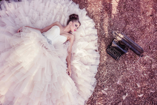 couture wedding inspiration21 Lost In Time Wedding Inspiration