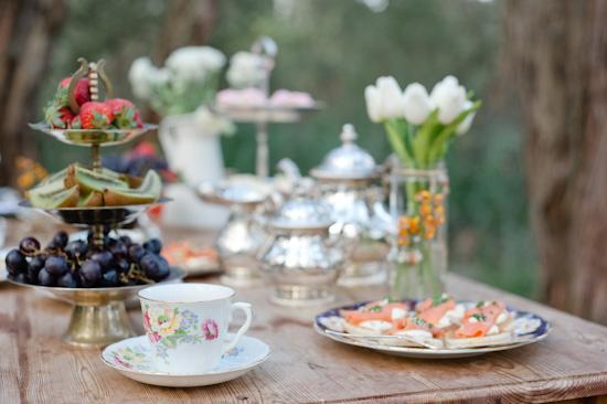 high tea bush engagement02