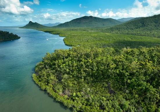 hinchinbrook3 550x383 Idyllic Island For Your Destination Wedding Or Dream Honeymoon
