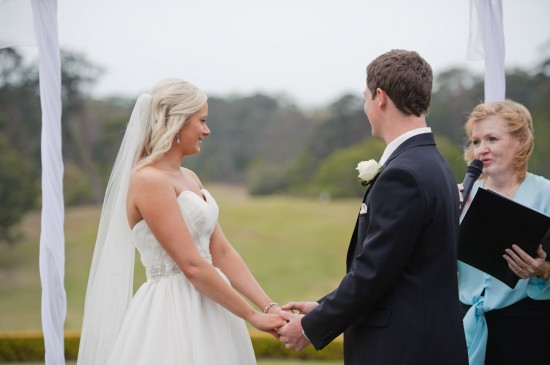jessbrad169 550x365 Brad & Jesss Aqua And White Sunshine Coast Wedding