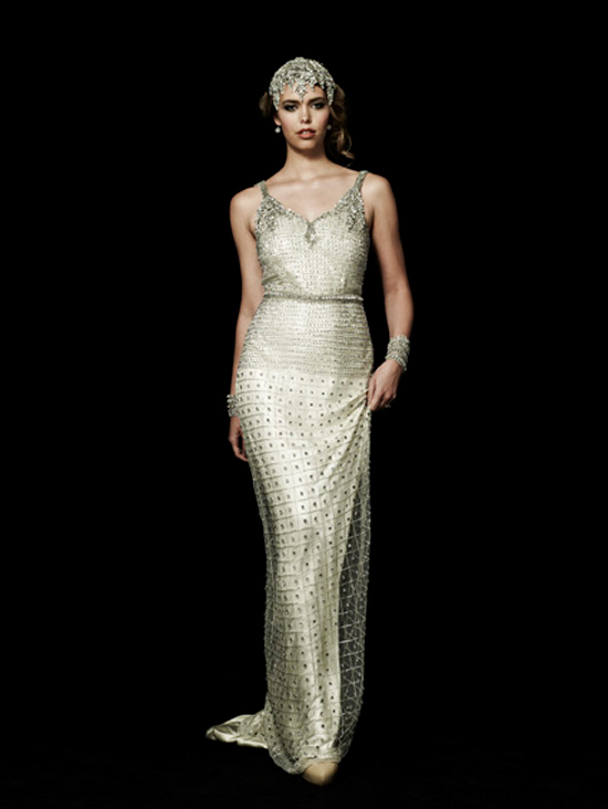johanna johnson bridal gowns12 Johanna Johnson Still Is The Night Collection Spring Summer 2013