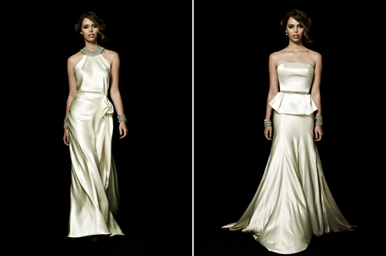 johanna johnson bridal gowns17 Johanna Johnson Still Is The Night Collection Spring Summer 2013
