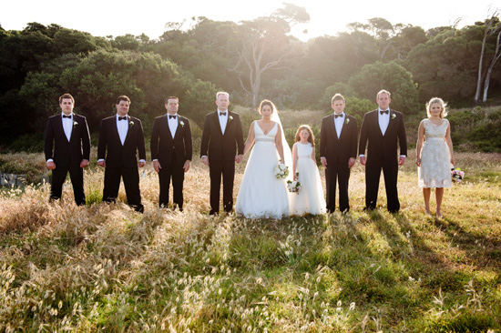 relaxed bellarine penninsula wedding25