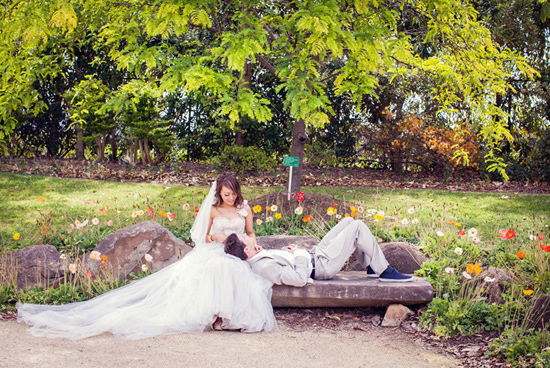 romantic hunter valley wedding16