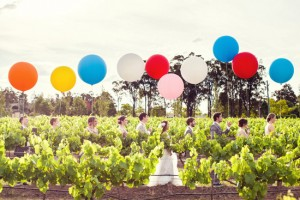 romantic hunter valley wedding27