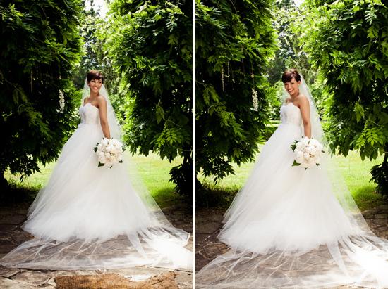 romantic milton park wedding08 Zahrine And Ashers Romantic Milton Park Wedding