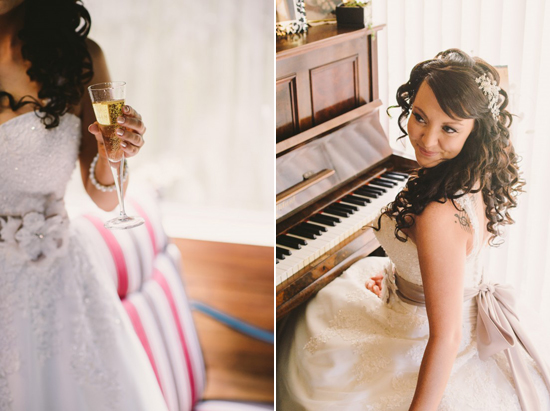 rustic vintage wedding1 Rose and Joshs Rustic Spring Wedding